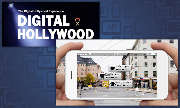 Augmented Reality Highlights from Digital Hollywood