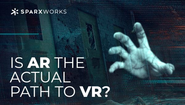 Is Augmented Reality the Actual Path to Virtual Reality?